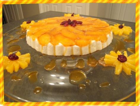 Daring Bakers Orange Tian